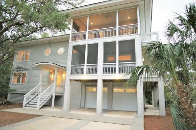 Fripp Island SC Single Family Home For Sale: $590,000