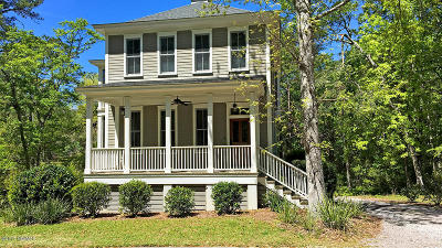 Beaufort, Beaufort Sc, Beaufot Single Family Home For Sale: 4 Old Bethel