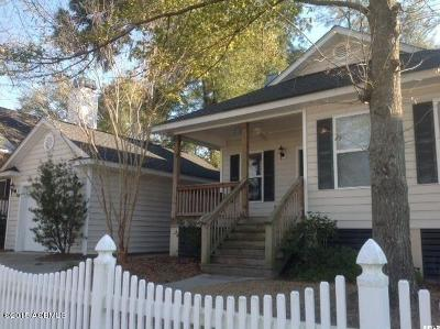 Beaufort, Beaufort Sc, Beaufot, Beufort Single Family Home For Sale: 3 Binaker Court