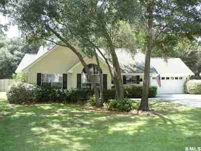 Single Family Home Under Contract - Take Backup: 47 Telfair Drive