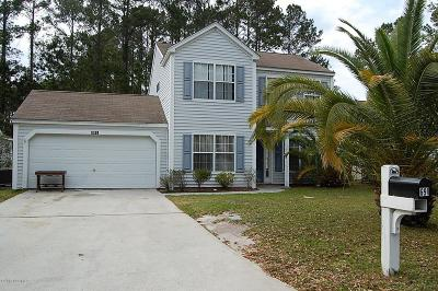 Beaufort County Single Family Home Under Contract - Take Backup: 691 Farm Lake Drive