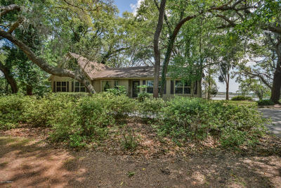 Beaufort County Single Family Home For Sale: 180 Distant Island Drive