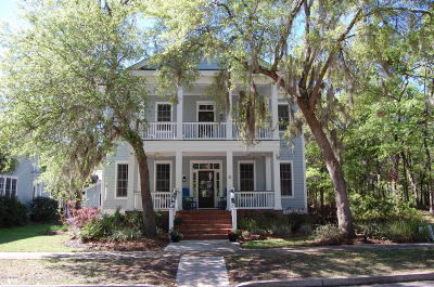 Beaufort County Single Family Home For Sale: 15 Park Square S