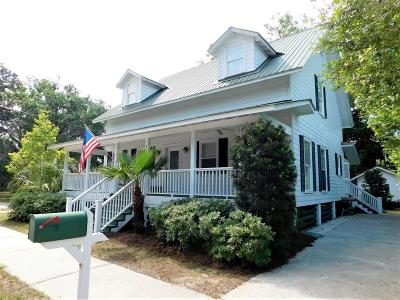 Port Royal, Port Ryal, Pt. Royal Single Family Home For Sale: 1101 Madrid (13th Street) Avenue