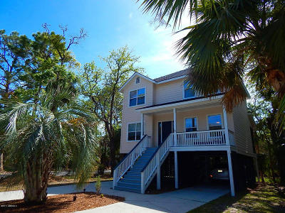 Fripp Island Single Family Home For Sale: 5 Fiddlers Cove