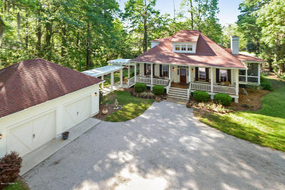 Okatie Single Family Home For Sale: 58 Spring Island Drive