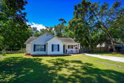 Beaufort, Beaufort Sc, Beaufot Single Family Home For Sale: 11 Mary Elizabeth