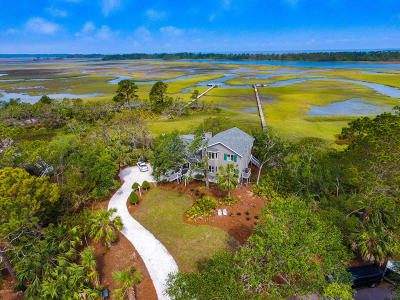 Beaufort County Single Family Home For Sale: 14 Fiddlers Trace Road