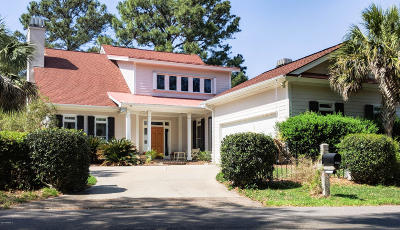 Beaufort County Single Family Home For Sale: 1304 Rowland Drive