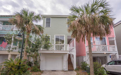Beaufort County Single Family Home For Sale: 34 Sea Mist