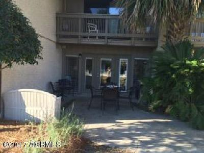 Fripp Island Condo/Townhouse For Sale: 312 Captain John Fripp