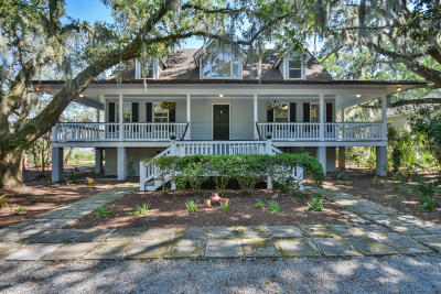 Beaufort County Single Family Home Under Contract - Take Backup: 14 Downing Drive