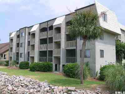 Beaufort County Condo/Townhouse For Sale: 158 Beach Club Villa Club #158