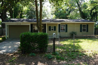 Beaufort Single Family Home Under Contract - Take Backup: 1806 Westview Avenue