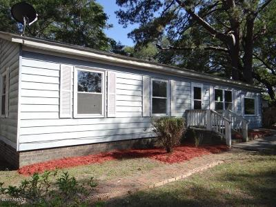 Beaufort, Beaufort Sc, Beaufot, Beufort Single Family Home For Sale: 7 Kennedy Circle
