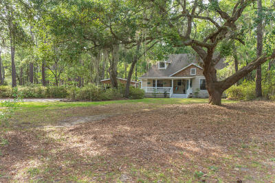 Lady's, Lady's Island, Lady'sisland, Ladys Island Single Family Home For Sale: 13 Flycatcher Lane