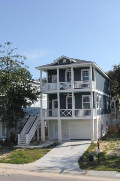 Beaufort County Single Family Home For Sale: 3 Island Breeze Lane