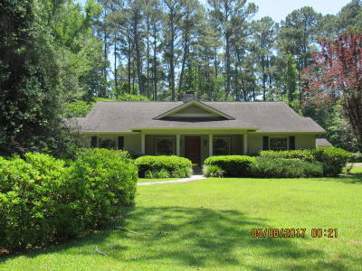 Ridgeland Single Family Home For Sale: 188 Old House Road