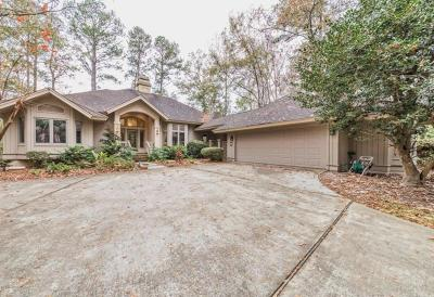 Beaufort County Single Family Home For Sale: 40 Spring Island Drive