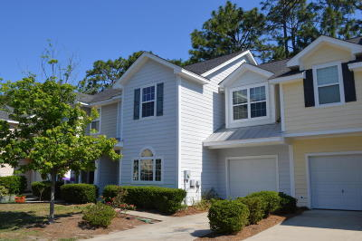 Bluffton Condo/Townhouse For Sale: 46 Fernbank