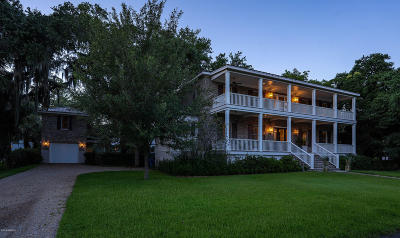 Beaufort Single Family Home For Sale: 313 King Street