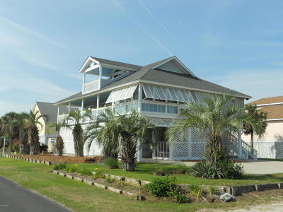 Harbor Island Single Family Home For Sale: 2 Sand Dollar Court