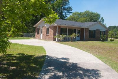 Beaufort Single Family Home For Sale: 3148 Clydesdale Circle