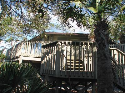 Fripp Island Single Family Home Under Contract - Take Backup: 874 Fiddlers Ridge