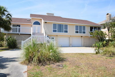 Fripp Island Single Family Home For Sale: 800 Marlin Drive