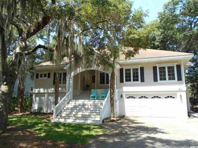 Beaufort County Single Family Home For Sale: 21 Fiddlers Point