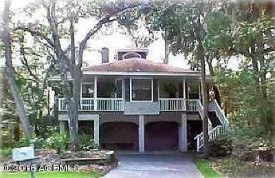Fripp Island Single Family Home Under Contract - Take Backup: 306 Deer Pointe Court