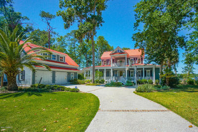 Beaufort County Single Family Home For Sale: 9 Ridge