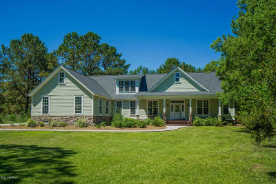 Beaufort County Single Family Home For Sale: 10 Grande Oaks Way