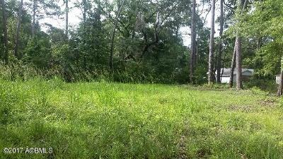 Beaufort, Beaufort Sc, Beaufot, Beufort Residential Lots & Land For Sale: 2835 Royal Oaks Drive ~ Lot A