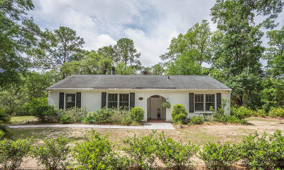 Beaufort, Beaufort Sc, Beaufot, Beufort Single Family Home For Sale: 2610 Rodgers Drive