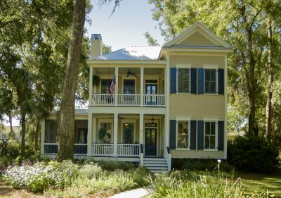 Beaufort Single Family Home For Sale: 89 Western Trace