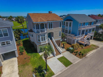 Fripp Island Single Family Home For Sale: 320 Ocean Point Drive