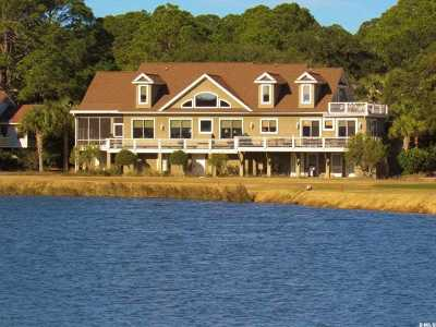 Fripp Island Single Family Home For Sale: 459 Porpoise Circle