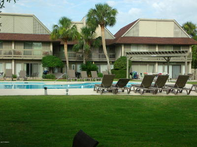 Beaufort County Condo/Townhouse For Sale: 325 John Fripp Villa