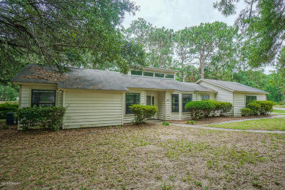 Beaufort County Single Family Home Under Contract - Take Backup: 144 Francis Marion Cir