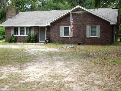Beaufort, Beaufort Sc, Beaufot Single Family Home For Sale: 3 Calico Court