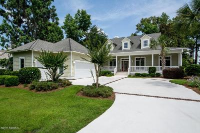 Beaufort County Single Family Home For Sale: 14 River Marsh Lane
