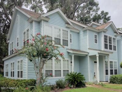 Baufort, Beaufort, Beaufot, Beufort Condo/Townhouse For Sale: 1202 Barnwell Bluff