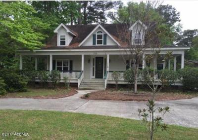 Beaufort, Beaufort Sc, Beaufot, Beufort Single Family Home For Sale: 1022 Pine Martin Road