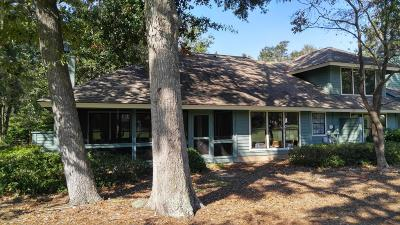 Beaufort County Condo/Townhouse For Sale: 429 Bb Sams Drive