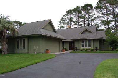 Beaufort County Single Family Home For Sale: 739 N Reeve Road