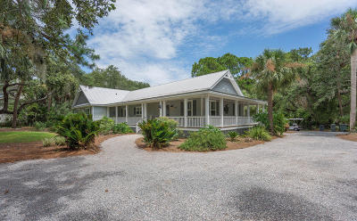 Beaufort County Single Family Home For Sale: 294 Tarpon Boulevard