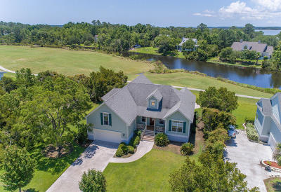 Beaufort County Single Family Home For Sale: 55 Governors Trace