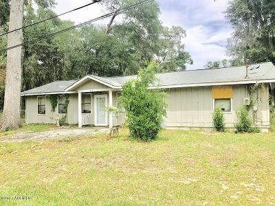 Beaufort Single Family Home Under Contract - Take Backup: 1601 Palmetto Street