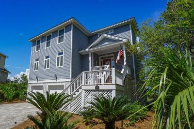 Fripp Island Single Family Home For Sale: 909 Marsh Dunes Road